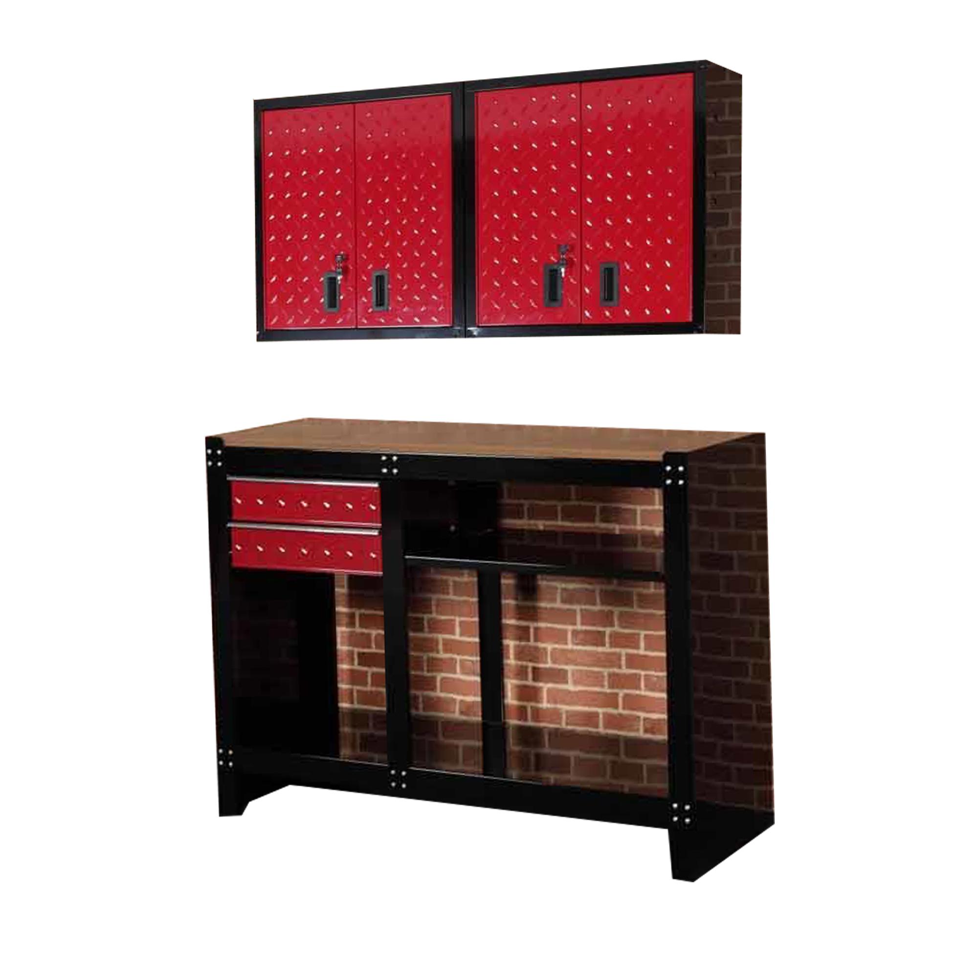 Lockers & Cabinets