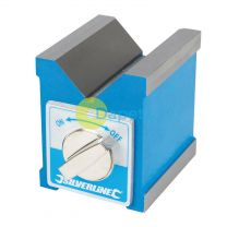 Magnetic V-Block 70 X 60 X 70mm Precision-Ground Magnetic High Quality