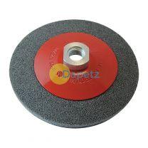 Bevel Brush 115mm Paint Removal Descaling Polishing Metal Stone Use M14