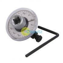 """Angular Torque Gauge 1/2"""" Drive Tightens Fasteners To Angle Torque Values"""