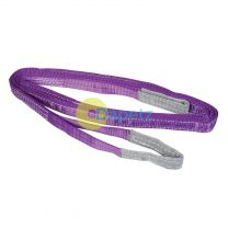 Cargo Sling 1 Tonne 4M Heavy Duty Strong Lifting Crane Strap Chemical Resistant