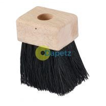 "Tar Brush Head 110mm (4"") Soft Bristles Roof Roofing Preparation Sealing"