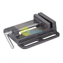 Drill Press Vice 100mm Quick Release Miling Bench Woodwork Workshop DIY