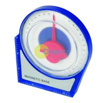 Inclinometer Roofing Scaffolding Angle Finder Level Gauge 100mm