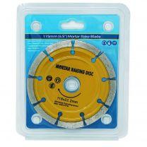 Mortar Raking Disc Diamond Pointing Raker Disc 230mm 41/2